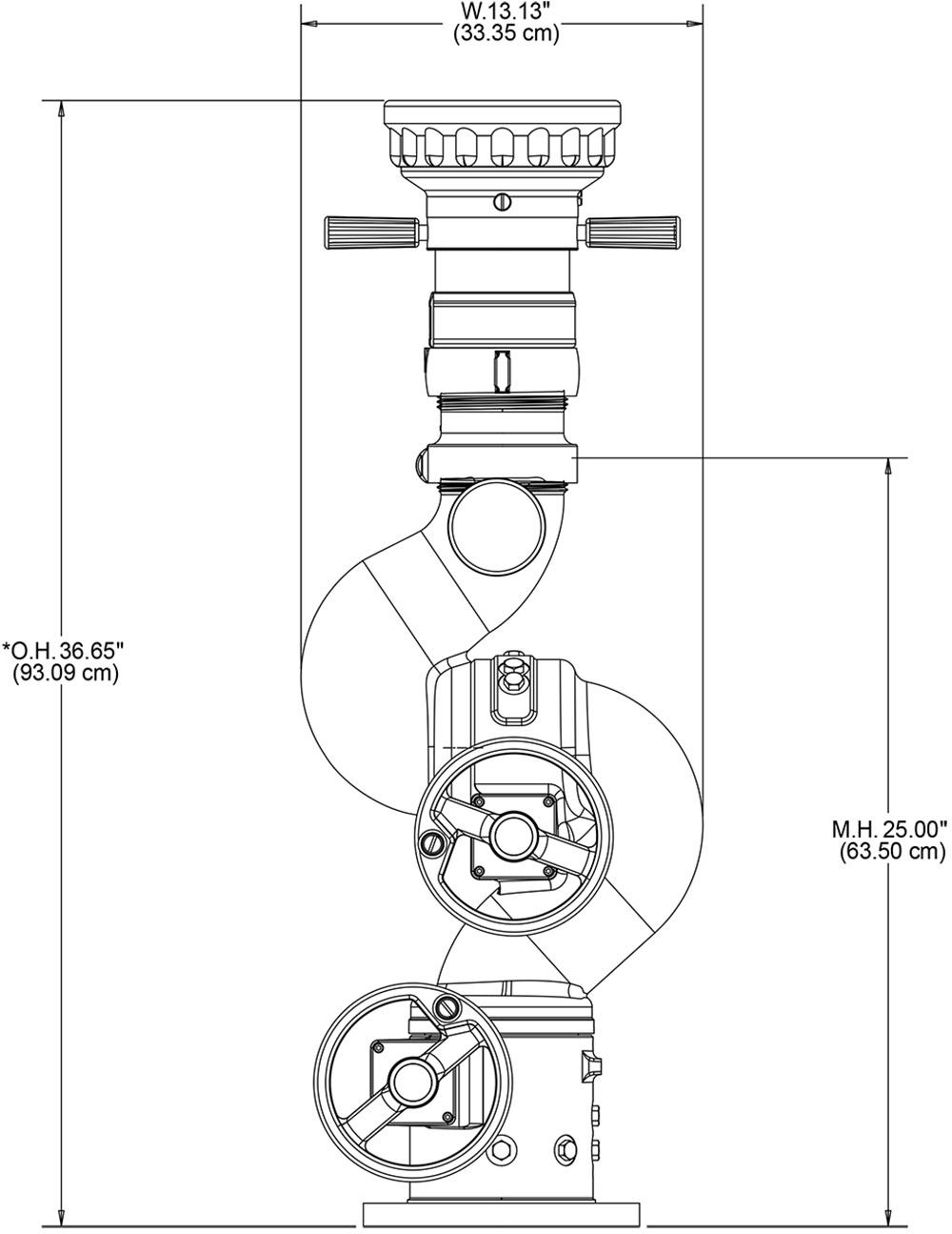 spit fire monitors elkhart brass rh elkhartsales com Fisher Snow Plow Minute Mount Wiring Diagram Xbox 360 Joystick Wireing