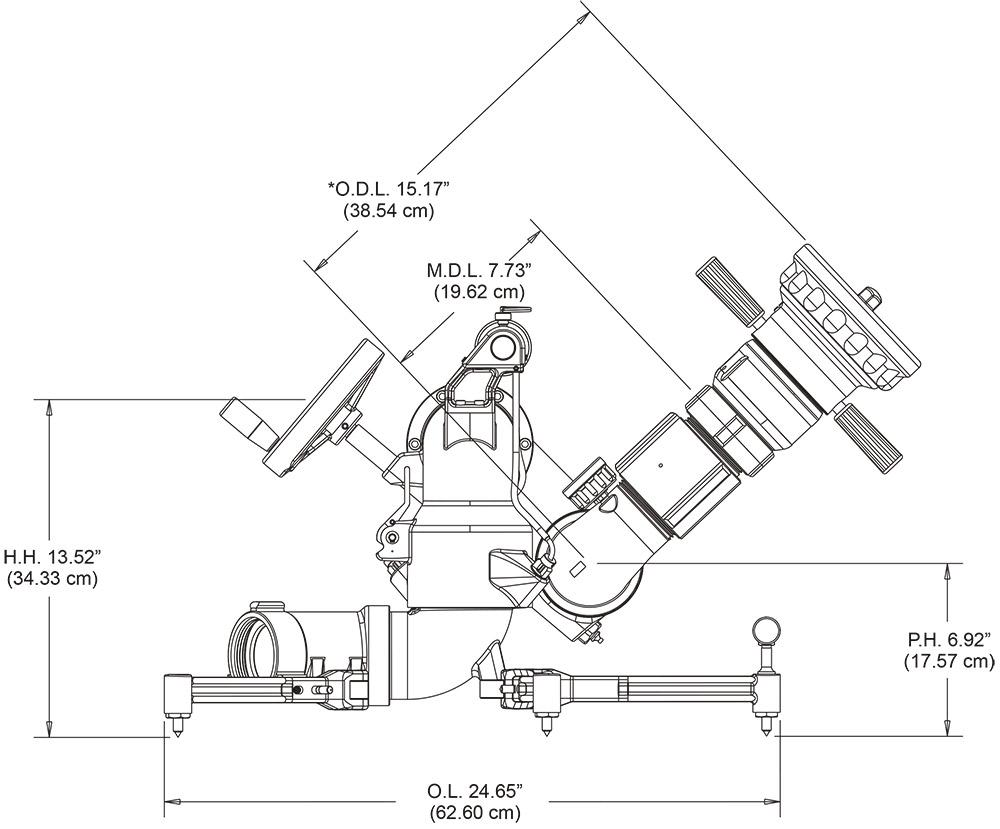elkhart brass stinger 2 monitor elkhart brass Sidewinder Dual Strike stinger 8297 2 monitors from elkhart brass