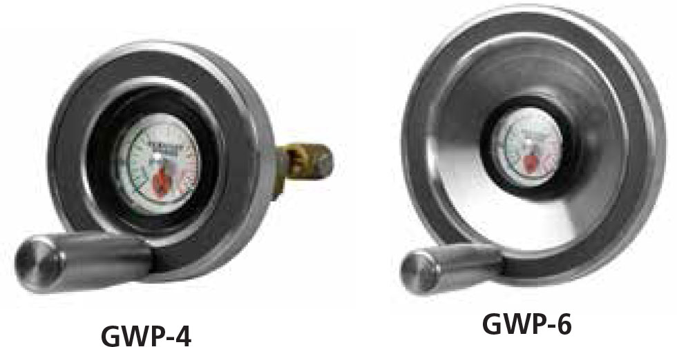 GWP Hand Wheel for Elkhart Brass Remote Control Valves