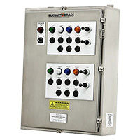 Controls for Industrial Fire Protection Systems from Elkhart Brass