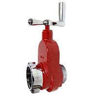 Hydrant valve X-86 from Elkhart Brass