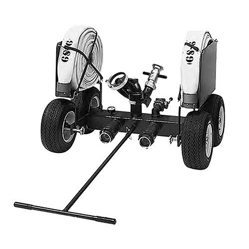 8393FW Portable Cart from Elkhart Brass