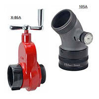 Standpipe kit X-86A from Elkhart Brass