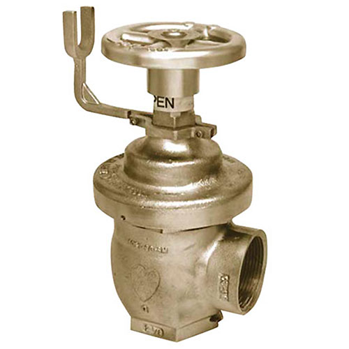 Elkhart Brass pressure reducing